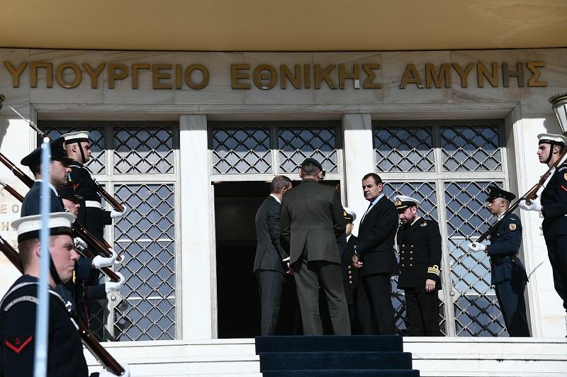 Κρίση στο Αιγαίο: Συνεδρίασε το Συμβούλιο Άμυνας για τον επιχειρησιακό σχεδιασμό