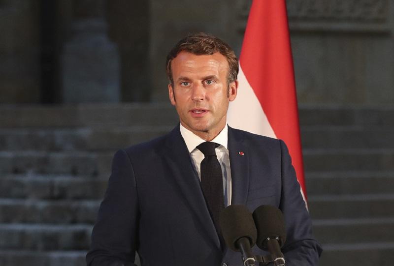 Μακρόν: Η Γαλλία θα ενισχύσει τη στρατιωτική της παρουσία στη Μεσόγειο