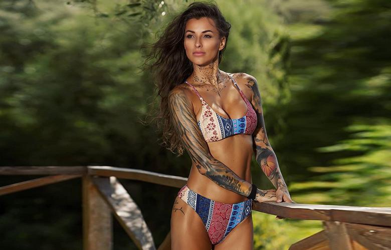 Ραμόνα Μοροσάνου: Το καυτό μοντέλο που εντυπωσίασε στο ξεκίνημα του Big Brother