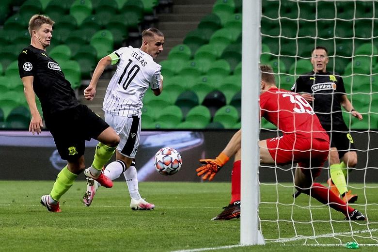Champions League: Έμεινε «ζωντανός» ο ΠΑΟΚ παρά την ήττα με 2-1 από την Κράσνονταρ