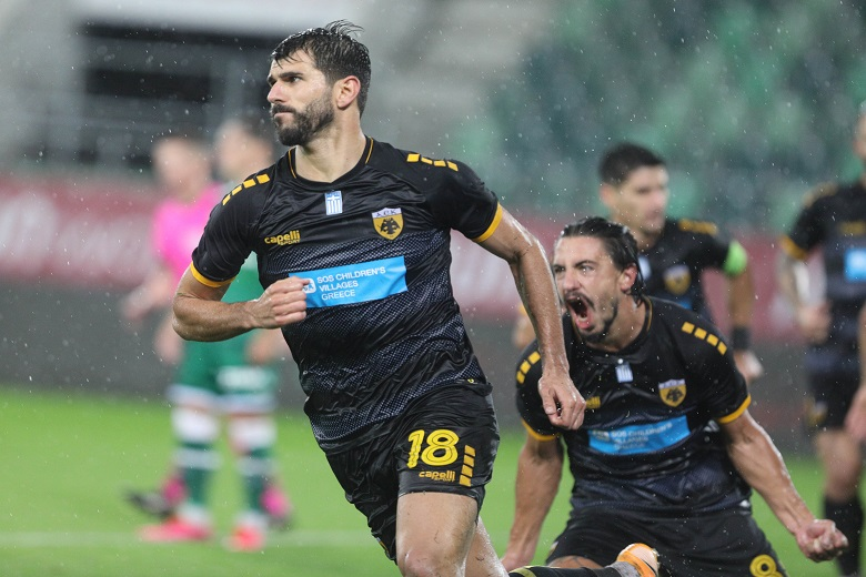 Europa League: Στα play off πέρασε η ΑΕΚ, 1-0 την Σεντ Γκάλεν