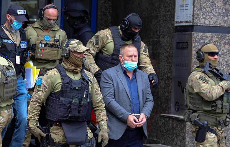 Δεύτερη σύλληψη πρώην μαχητή του UCK στο Κόσοβο