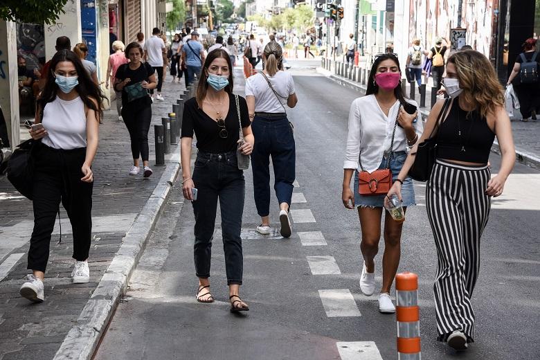 Κοροναϊός: Οι περιοχές όπου η χρήση μάσκας είναι υποχρεωτική και σε εξωτερικούς χώρους