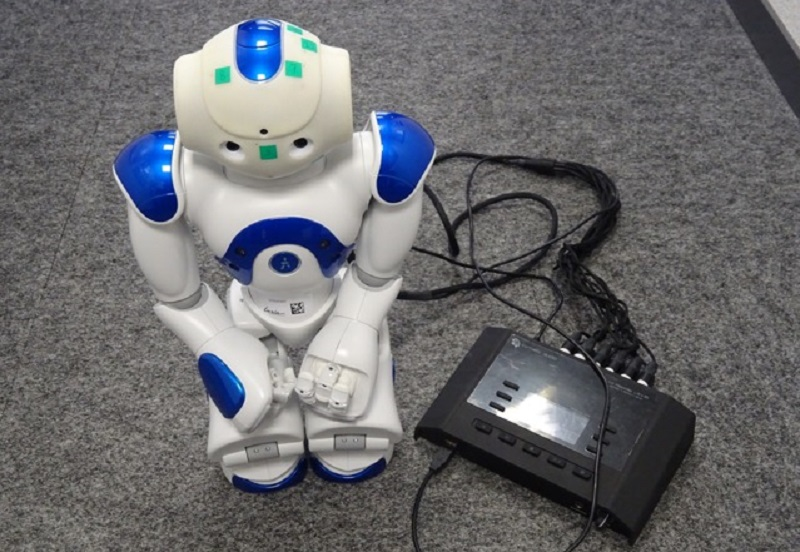 Έρχεται στην Ελλάδα το ανθρωποειδές ρομπότ ΝΑΟ