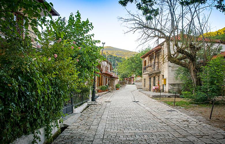 Το διάσημο μέρος της Ελλάδας που είναι άγνωστο πότε δημιουργήθηκε