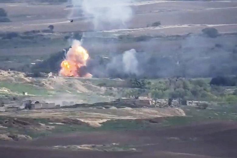 Πολεμικό αεροσκάφος της Αρμενίας καταρρίφθηκε από τουρκικό F-16