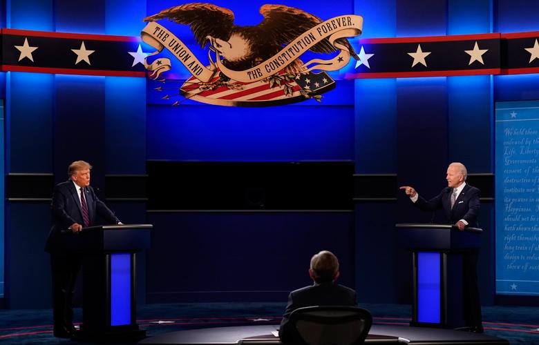 Debate Τραμπ – Μπάιντεν: «Είσαι το κανίς του Πούτιν» είπε ο Μπάιντεν – «Είσαι διεφθαρμένος» απάντησε ο Τραμπ