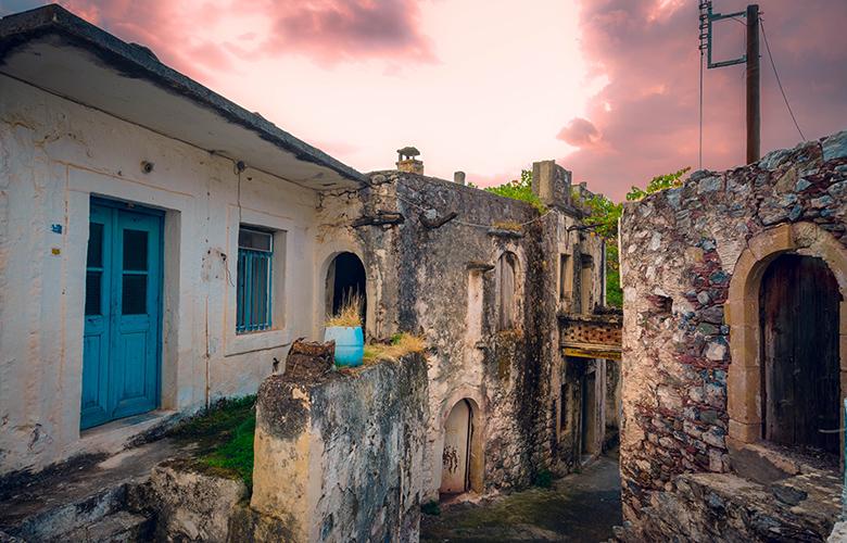 Καλάμι: Το άλλοτε ζωντανό χωριό που πλέον το αποκαλούν και χωριό-φάντασμα
