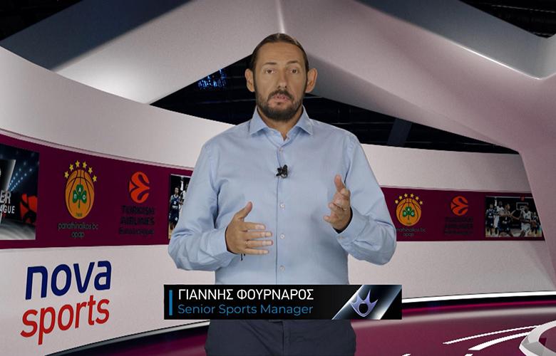 Στη νέα τηλεοπτική εποχή… ασφαλώς Nova! – News.gr