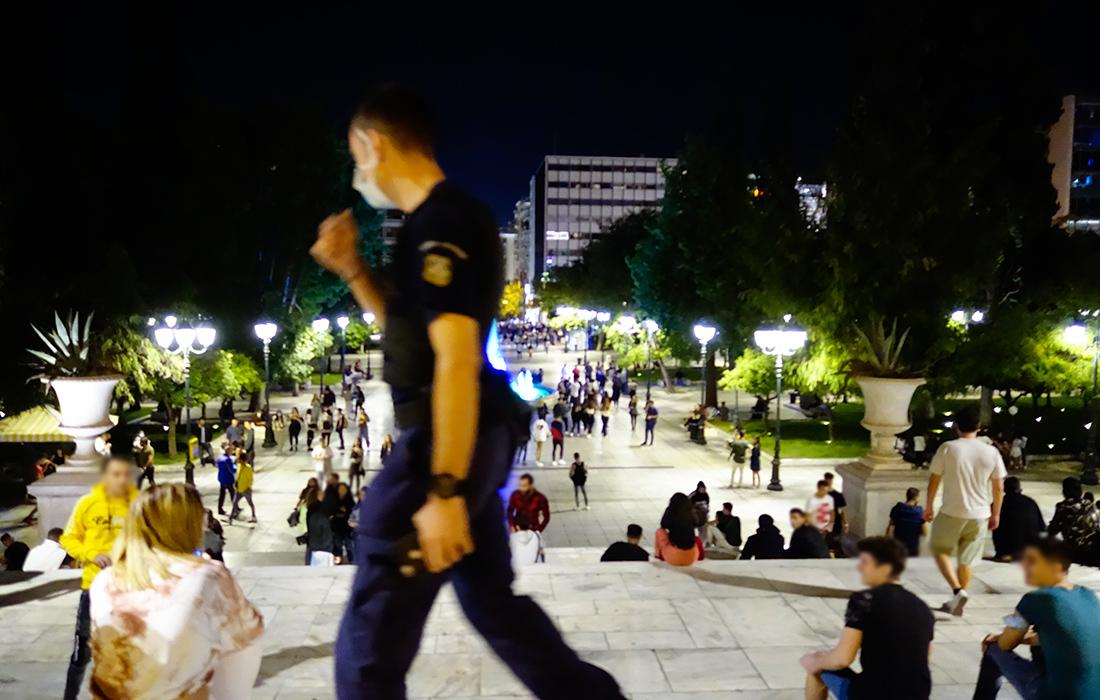 Κοροναϊός: Το σχέδιο της ΕΛ.ΑΣ. ενόψει πιθανής απαγόρευσης κυκλοφορίας τη νύχτα