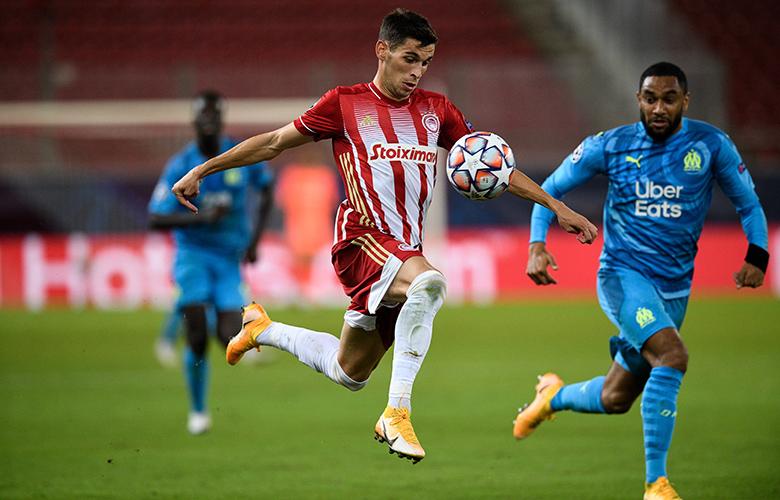 Champions League: Γκολ-«χρυσάφι» του Χασάν, 1-0 ο Ολυμπιακός τη Μαρσέιγ