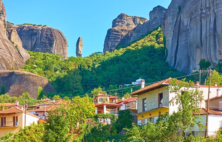 To χωριό των βράχων στα Μετέωρα με την μοναδική θέα – News.gr