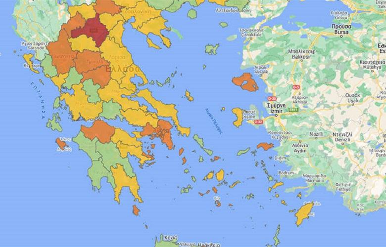 Κοροναϊός: Σε ποιες περιοχές θα εφαρμοστεί η απαγόρευση κυκλοφορίας και η γενική χρήση μάσκας