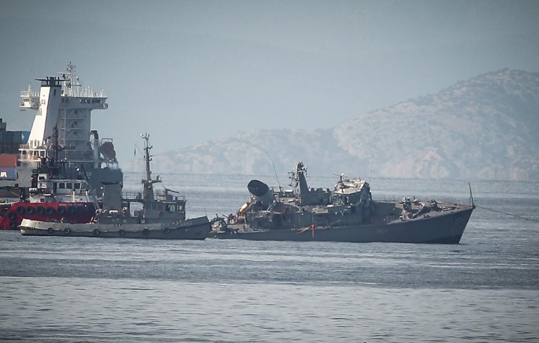«Καλλιστώ»: Συνελήφθη ο πλοίαρχος του  φορτηγού πλοίου Maersk Launceston