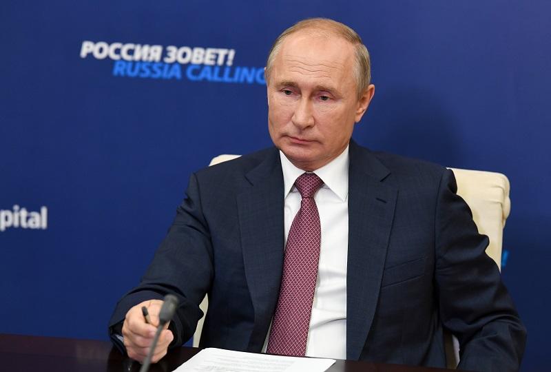 Κοροναϊός: Ασφαλή και αποτελεσματικά τα δύο ρωσικά εμβόλια δηλώνει ο Πούτιν