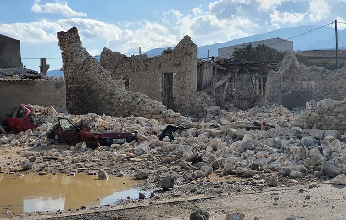 Ισχυρός σεισμός στη Σάμο: Τραγωδία με δύο νεκρούς μαθητές – Καταπλακώθηκαν από τοίχο