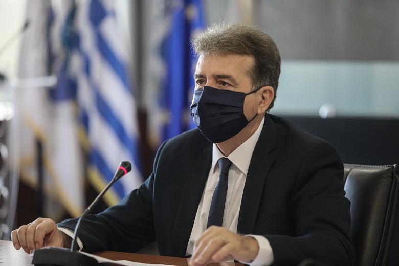 Χρυσοχοΐδης σε πολιτικούς αρχηγούς: Δεν θα γίνει η πορεία του Πολυτεχνείου