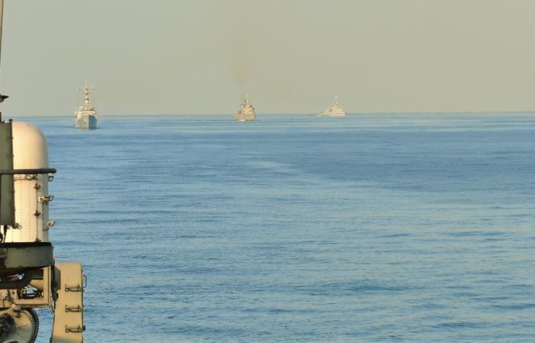 Εντυπωσιακές εικόνες από την «Μέδουσα»: Διακρατική άσκηση Ελλάδας – Αιγύπτου – Κύπρου – Γαλλίας – ΗΑΕ