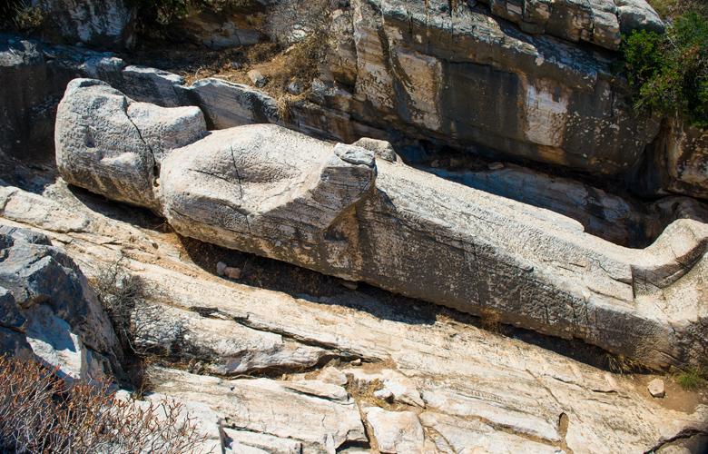 Το εντυπωσιακό ελληνικό άγαλμα που προκαλεί δέος εδώ και αιώνες