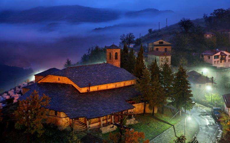 Ο ιερός ναός της Κοζάνης που αφήνει τον επισκέπτη με το στόμα ανοιχτό