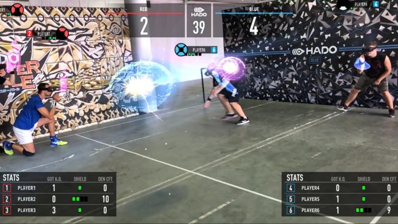 Αυτό είναι το πρώτο τεχνο-άθλημα στον κόσμο – News.gr