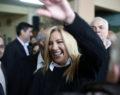 Νικήτρια η Γεννηματά στις εκλογές για την ηγεσία της κεντροαριστεράς