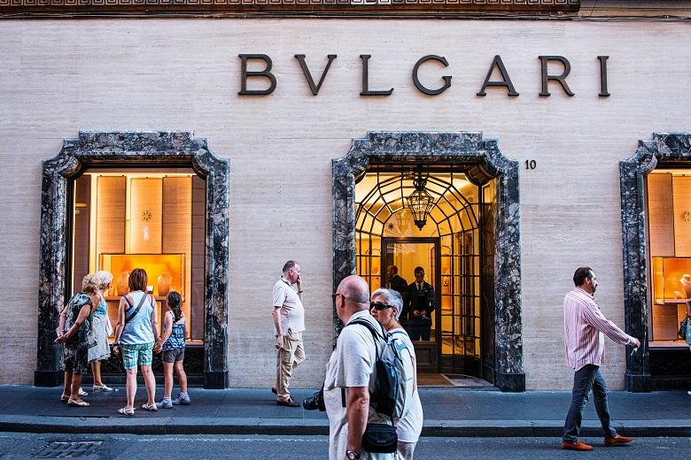 O οίκος Bulgari έχει έντονο ελληνικό χρώμα