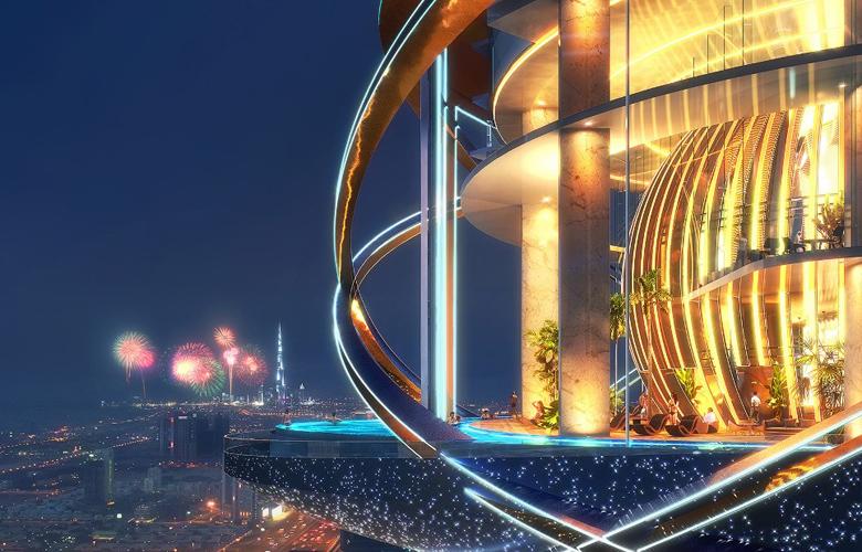 Υπέροχα! Τα ξενοδοχεία της απίστευτης χλιδής στο Ντουμπάι
