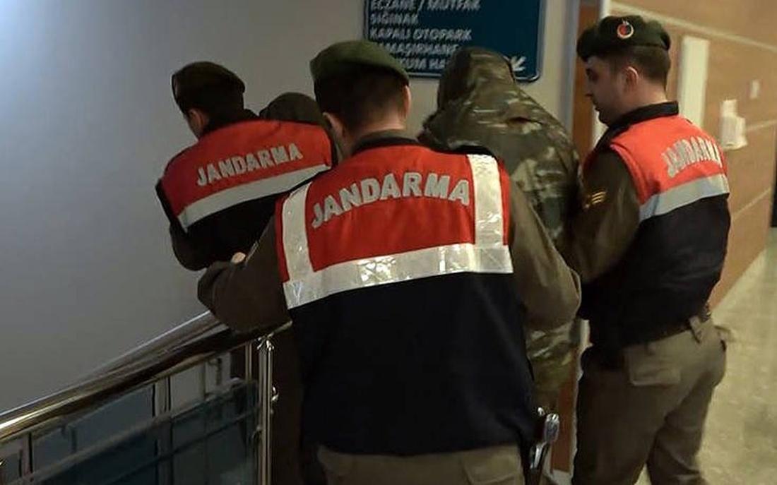 Αποτέλεσμα εικόνας για ...για την σύλληψη των στρατιωτών από τους Τούρκους...
