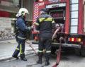 Τραυματισμένη γυναίκα μετά από φωτιά στα Μετέωρα