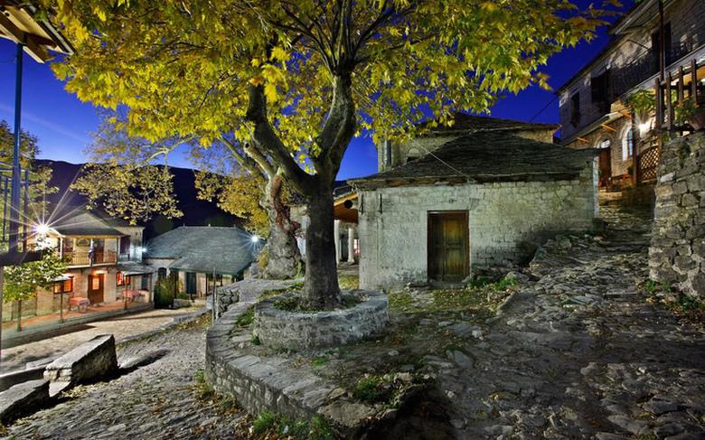 3 Πανέμορφα ελληνικά χωριά όπου σταμάτησε ο χρόνος