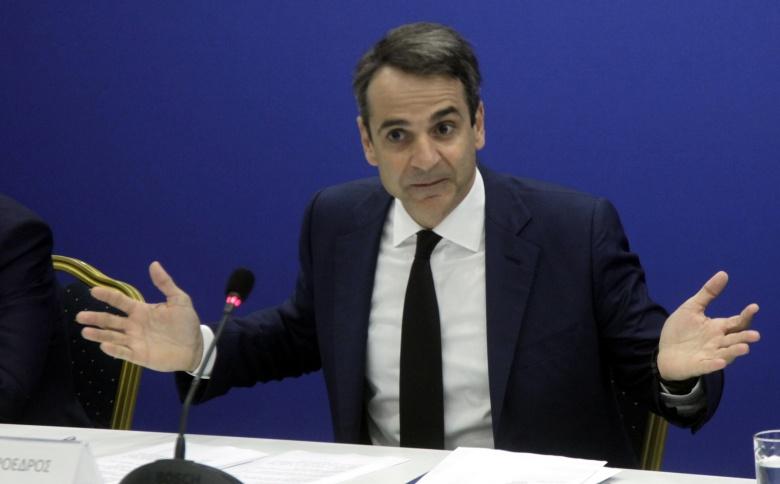Προ ημερησίας συζήτηση στη Βουλή για την οικονομία ζητά ο Κ. Μητσοτάκης