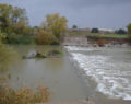 Μεγάλοι όγκοι νερού έπνιξαν τα παράλια της Λάρισας