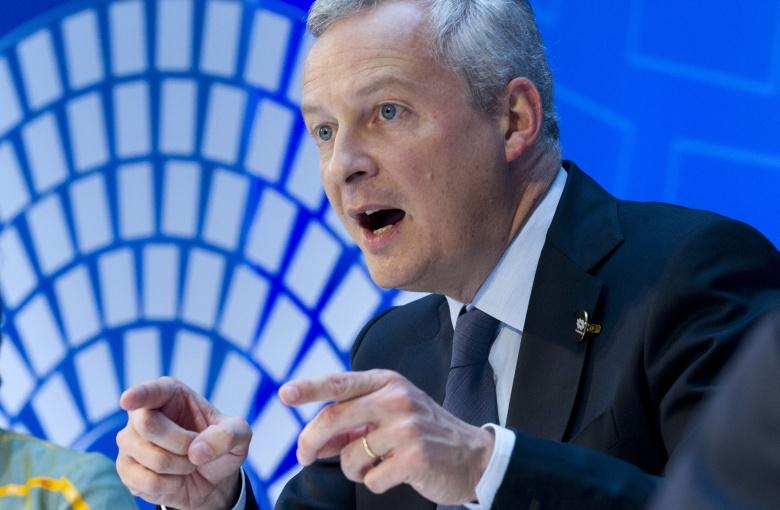 Γάλλος υπ. Οικονομικών μέσα στο Eurogroup: Ντροπή σας, σταματήστε αυτό το τσίρκο τώρα