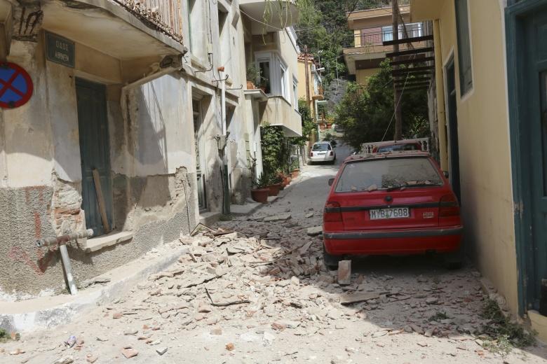 Σε σπίτια με ενοίκιο που θα επιδοτεί το κράτος οι σεισμόπληκτοι της Μυτιλήνης