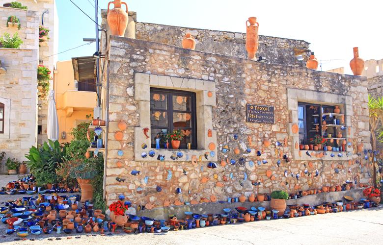 Το ελληνικό χωριό των...κεραμοποιών!
