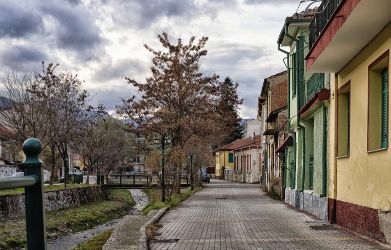 Η ψυχρότερη Ελληνική πόλη: Έχει καταγραφεί χαμηλότερη θερμοκρασία στους 32 βαθμούς κάτω από το μηδέν.