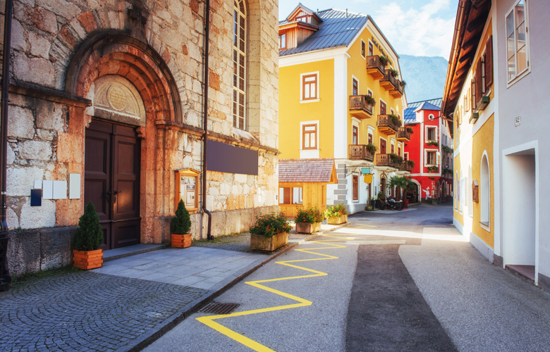 Μαγευτικό! Το πιο πολυφωτογραφημένο χωριό των Άλπεων